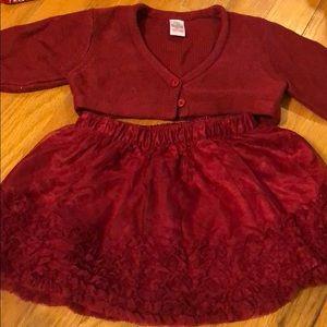 Other - Girls skirt & sweater